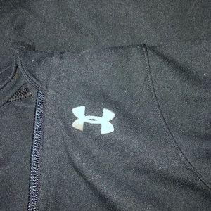 Under Armour Jackets & Coats - Under Armour zip up jacket